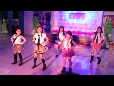 DANCE-A-THON Mall Show by Music First Talent Training Center