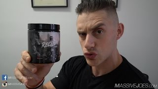 Outbreak Nutrition Reclaim Fat Burner Weight Loss Supplement Review - MassiveJoes.com Raw Review