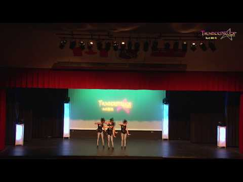 Barrie Dance Competition - Let's Go Crazy