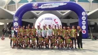 ไฮไลท์ พิธีเปิดงานมหกรรมฟุตบอลลีกเยาวชนแห่งชาติ 2016