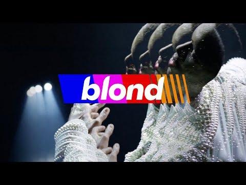 Frank Ocean's Blonde - A Tribute