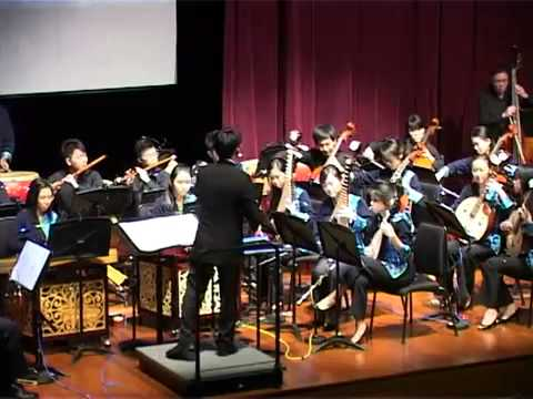 SMU Chinese Orchestra - Dream of the Red Chamber 红楼梦 (Second Half)
