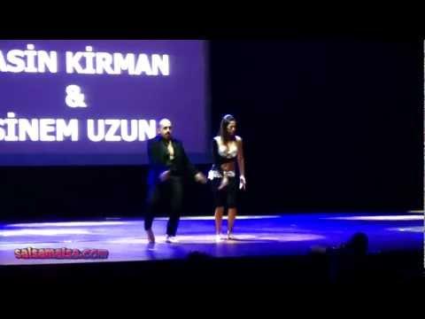 Yasin Kırman & Sinem Uzun u2665 Showdance u2665 Ist. Int.Dance Fest. 2011