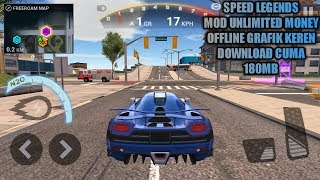 Cara Download Game Speed Legends Mod Di Android