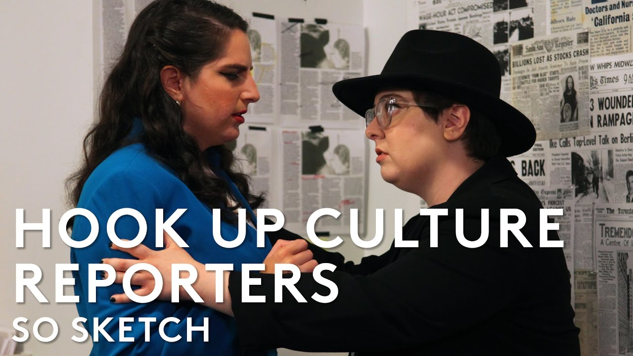 Why Do People Hate On Hook Up Culture? | So Sketch | Riot