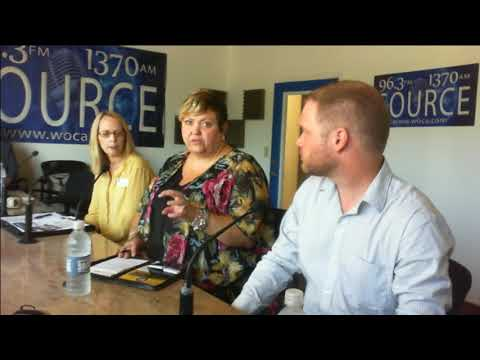 Higher Education Happenings with Mike Fallon Crystal Flynn and Bonnie Hayes