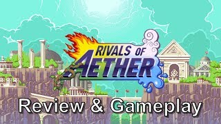 Rivals of Aether - Review, First Impressions, & Gameplay