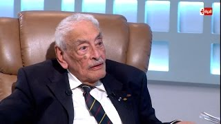بالفيديو| جميل راتب: أفضل العمل مع محمد صبحي عن عادل إمام