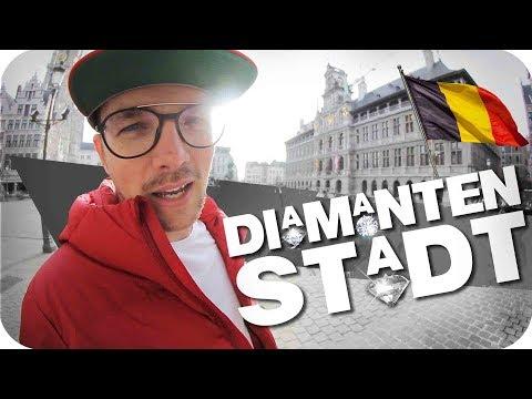 Diamanten klauen in Antwerpen!-)