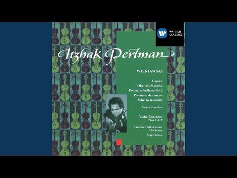 8 Etudes-Caprices Op. 18 (1995 Remastered Version) : A Minor (arr. Kreisler)