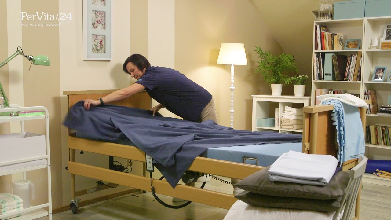 Przygotowanie łóżka Chorego Jak Prawidłowo Wykonać