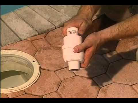 Kreepy Krauly Classic Pool Cleaner Installation Part 4 of 6—Installation Options
