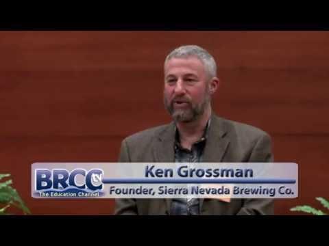 Ken Grossman Blue Ridge Bookfest Interview