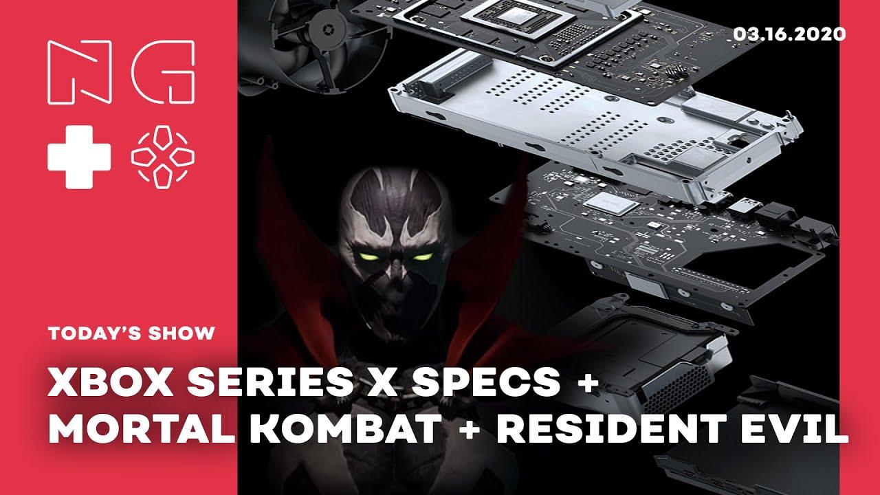 IGN News Live - Xbox Series X Specs,