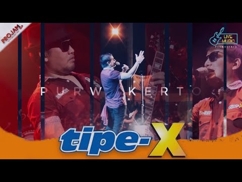 Tipe-X Live Performance Purwokerto 2016