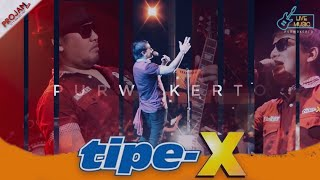 Video tipe-X Live Performance Purwokerto 2016 download MP3, 3GP, MP4, WEBM, AVI, FLV Oktober 2017