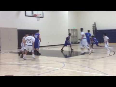 Samuel Noah Giszpenc Highlights vs. Sun Valley Magnet 1/24/17