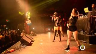 Mya Live in Toronto || I LOVE THE 90's || Sound Academy || March 14, 2015