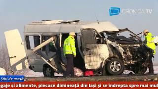 Grav accident rutier la Cornu Luncii soldat cu 2 morți 7 răniți