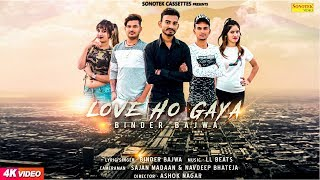 Love Ho Gaya | Binder Bajwa | Sandy Lather | Noor Angel | Latest Punjabi Songs 2018 | Sonotek