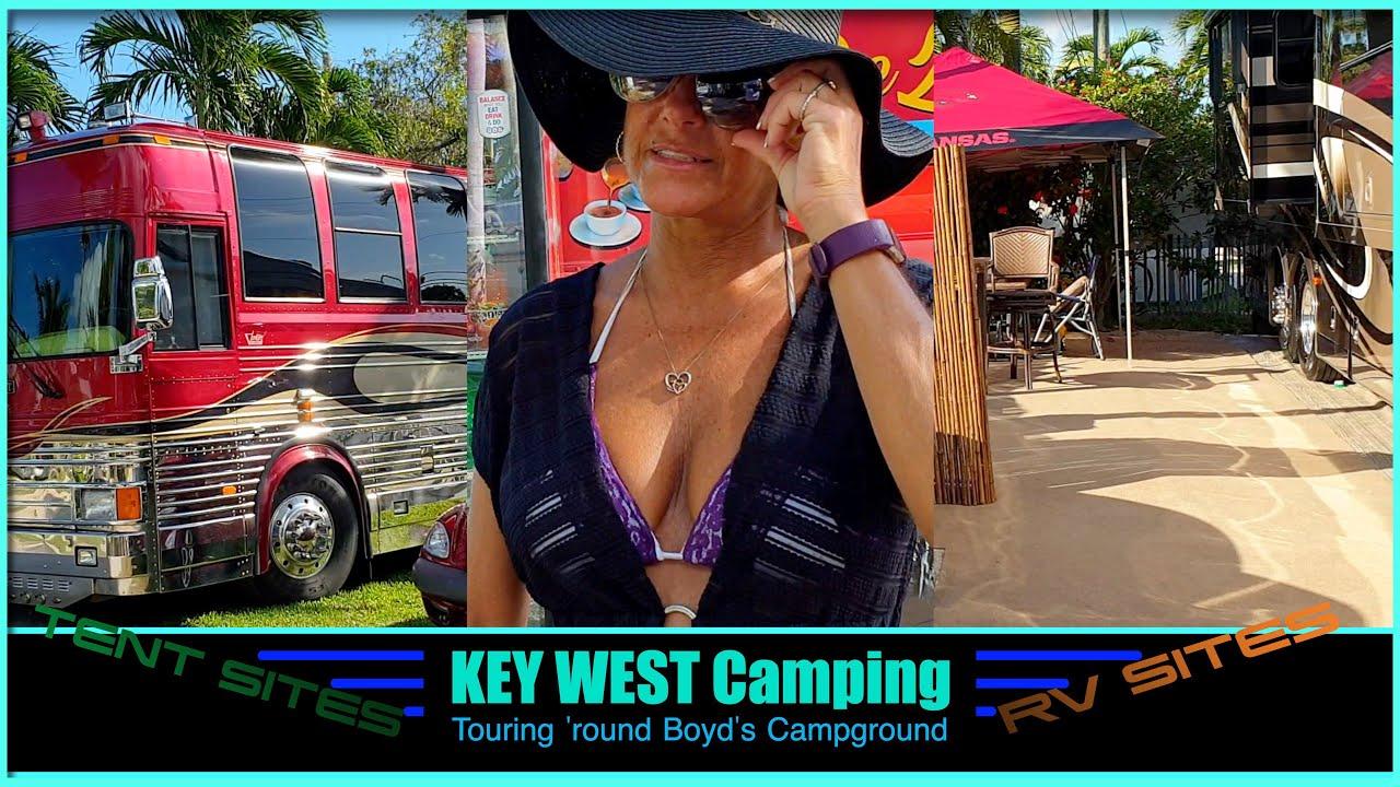 Key West Camping - YouTube