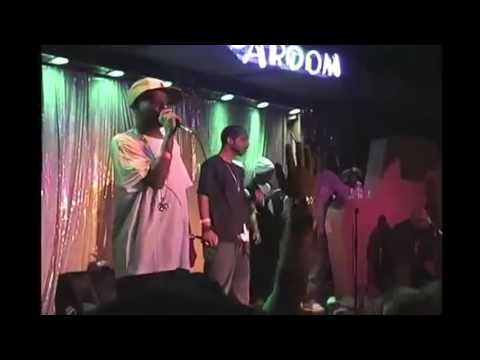 J Dilla-  Players (Live)