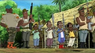 Once upon a time...  Planet Earth - Child Labour, Child Soldiers