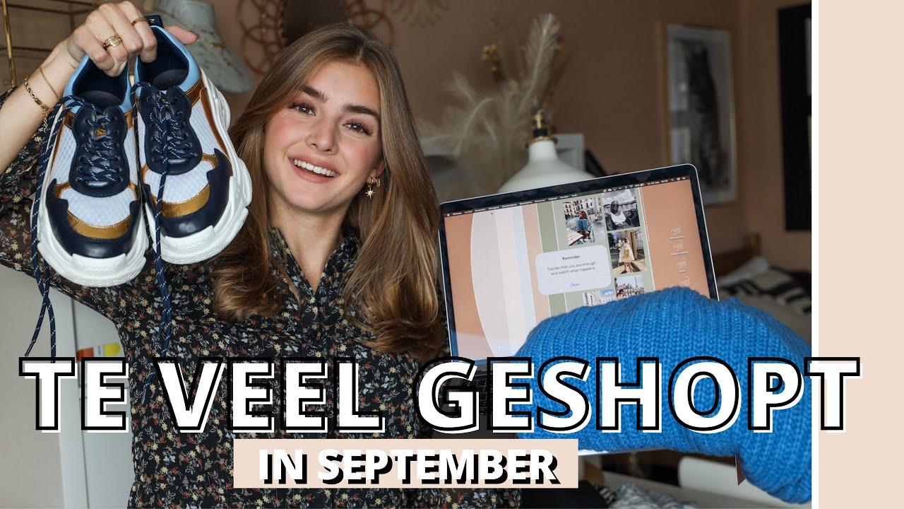 Shoplog van September | R O S A L I E