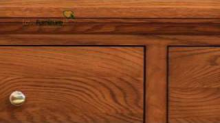 Bedroom Furniture - Aston 4 Drawer Chest & Wall Mirror(, 2010-08-09T09:21:39.000Z)