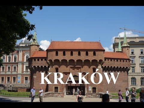 Poland/Kraków (Walking tour) Part 13