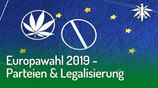 Europawahl 2019 - Parteien & Legalisierung   DHV-News #206