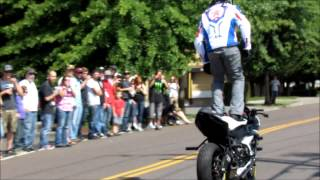 Kristoff MX Productions: Street Bike Freestyle Presented by Motosport Hillsboro