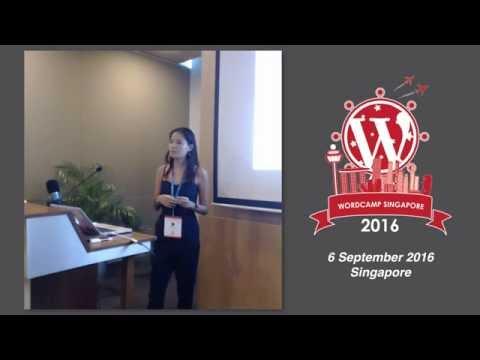 How to DIY basic digital marketing on WordPress - WordCamp Singapore 2016