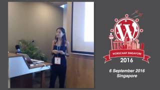 How to DIY basic digital marketing on WordPress - WordCamp Singapore 2016