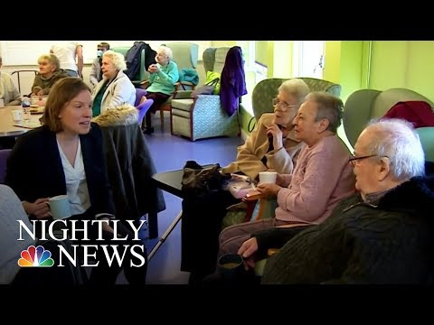 U.K. Combats Solitude With A New Minister Of Loneliness | NBC Nightly News