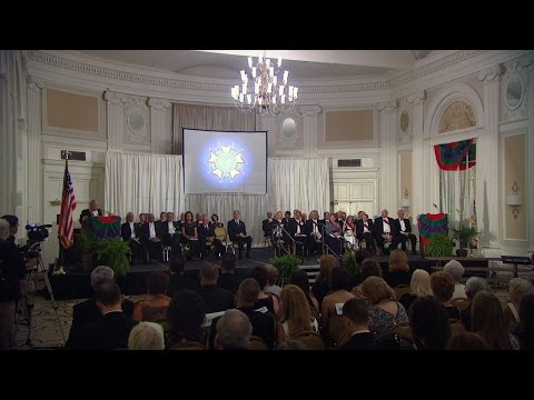 2016 Convocation of Laureates of the Lincoln Academy of Illinois