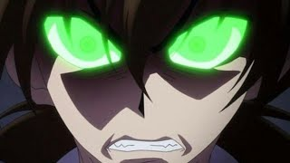 Highschool DxD A M V Blood Water