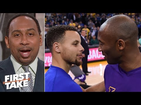 Why Kobe is wrong about the Warriors' future | First Take