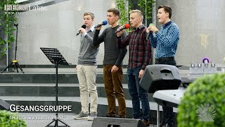 """FECG Lahr - Gesangsgruppe - """"Наша жизнь это Бог"""""""