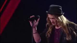 Download Mp3 The Voice - Incrível Performance! Travis Cormier - Dream On    Aerosmith