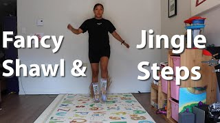 Footwork for Fancy Shawl and Jingle Dress Dancers