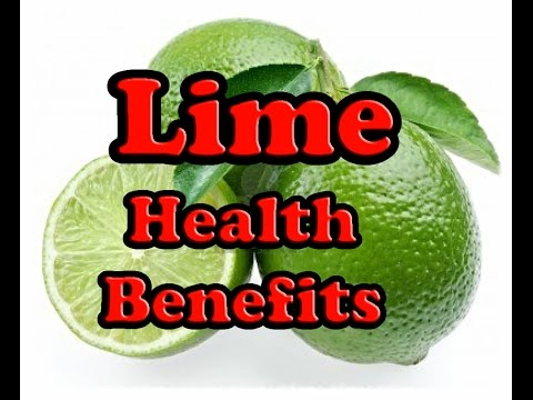 10 Health Benefits of Lime