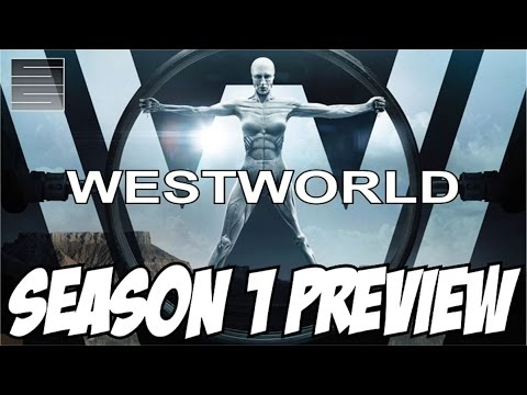 WestWorld Trailer -  Season 1 Preview What to Expect
