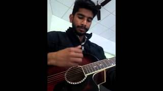 Babrick Plays Guitar Tum mIle Dil Khile