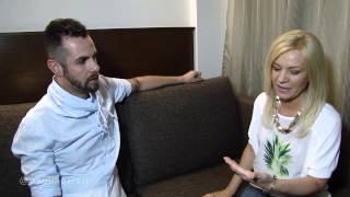 Paul Morrell meets Anne Savage Interview 2014