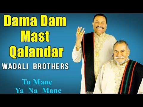 Dama Dam Mast Qalandar  Wadali Brothers(Album: Tu Mane Ya Na Mane)