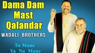 Dama Dam Mast Qalandar    Wadali Brothers  (Album: Tu Mane Ya Na Mane)