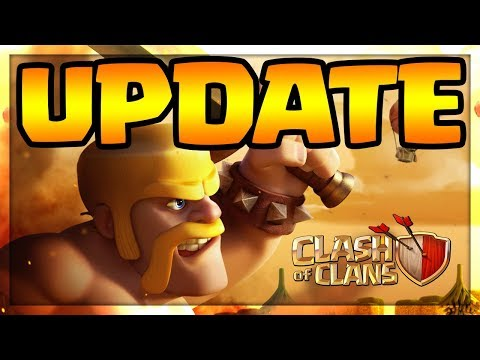 UPDATE REVEALED! Clash of Clans Update October 2018 - Clan War League DETAILS!