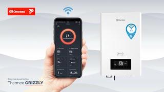 Электрический котел Thermex Grizzly 5-12 Wi-Fi