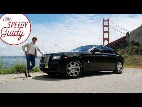 2010 Rolls Royce Ghost -- SPEEDY REVIEWS